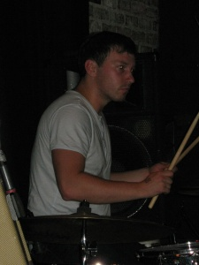 Grant Marsh is an awesome drummer!