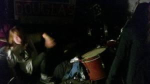 Travis drums