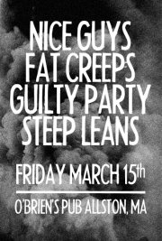 Nice Guys Fat Creeps