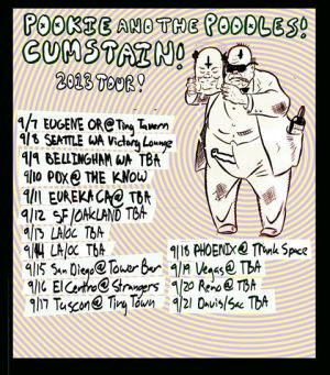 Cumstain Tour