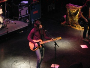 Arctic Monkeys @ HOB In 2009. We went. HOB sux.