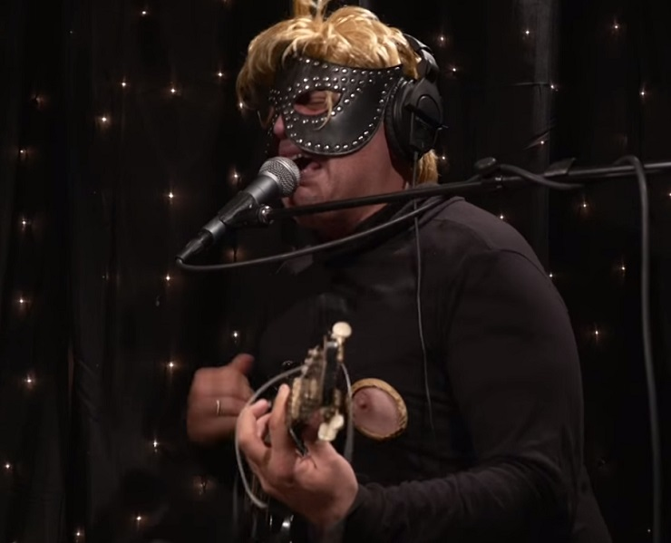 The King Khan & BBQ Show Live On KEXP