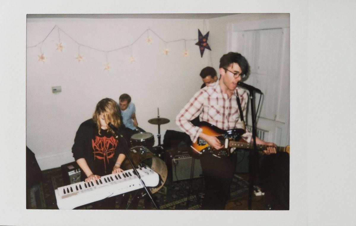 Wakes, Kal Marks (Solo) @ Thieves Grotto(12/21/14)