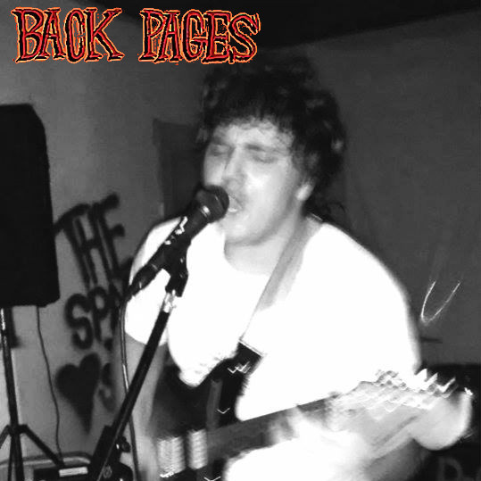 "Music Video: Back Pages – ""Different Man"""