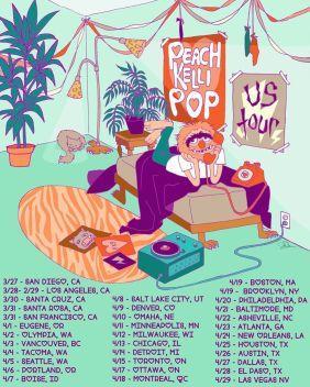 Pkp tour