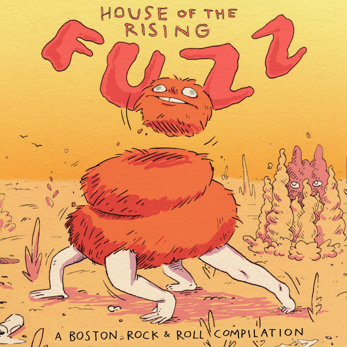 Review: House of the Rising Fuzz – Boston Rock & Roll Comp (2015)