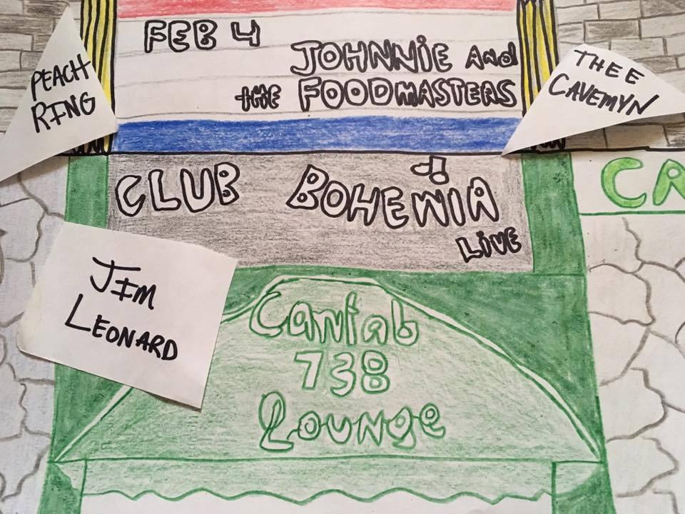 Announcement: NEXT KLYAM SHOW – Feb 4th @ ClubBohemia