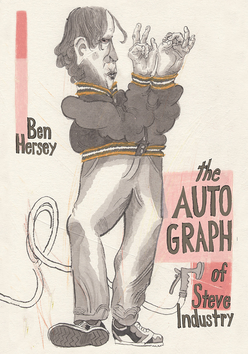 Book Write-Up: The Autograph of Steve Industry (By: BenHersey)
