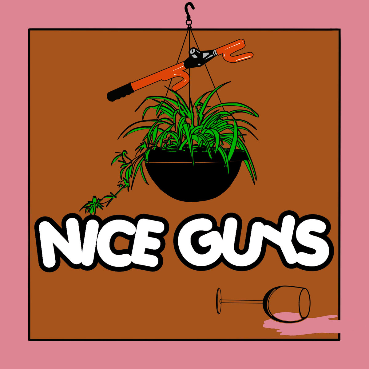 NICE GUYS S/T Out Now; Release Show Tonight atO'Briens